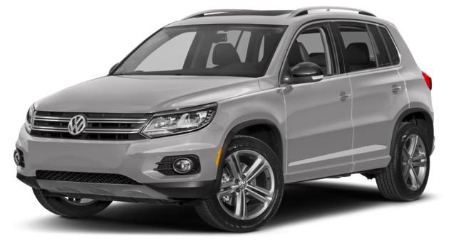 2017 Volkswagen Tiguan Inver Grove Heights, MN WVGUV7AX9HK022419