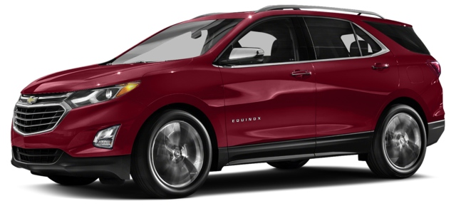 2018 Chevrolet Equinox Highland, IN 2GNAXJEV4J6111239