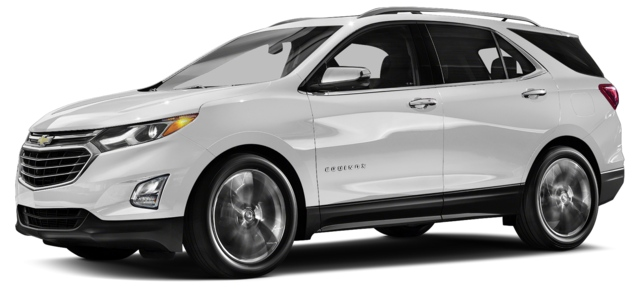 2018 Chevrolet Equinox Frankfort, IL and Lansing, IL 2GNAXHEV3J6104873