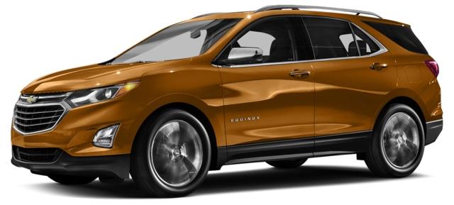 2018 Chevrolet Equinox Frankfort, IL and Lansing, IL 2GNAXHEV2J6122975