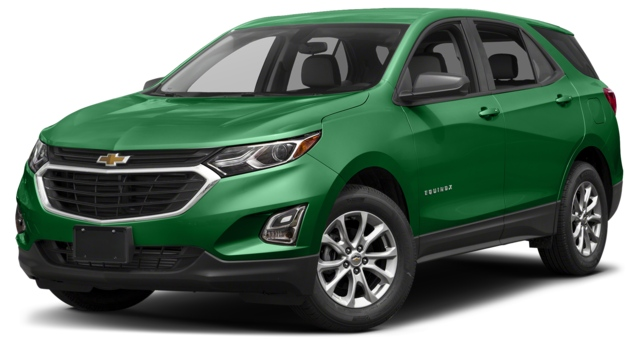 2018 Chevrolet Equinox Mount Vernon, IN 2GNAXHEV0J6165940