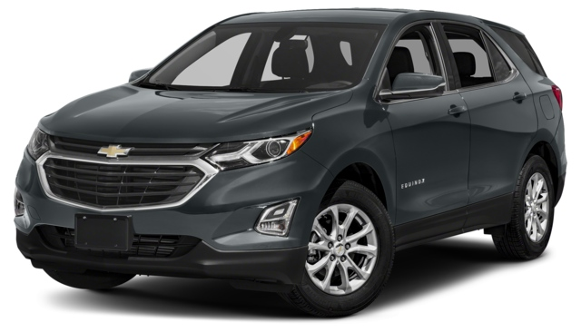 2018 Chevrolet Equinox Frankfort, IL and Lansing, IL 2GNAXSEV6J6117095
