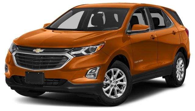 2018 Chevrolet Equinox Arlington, MA 2GNAXSEV1J6297618