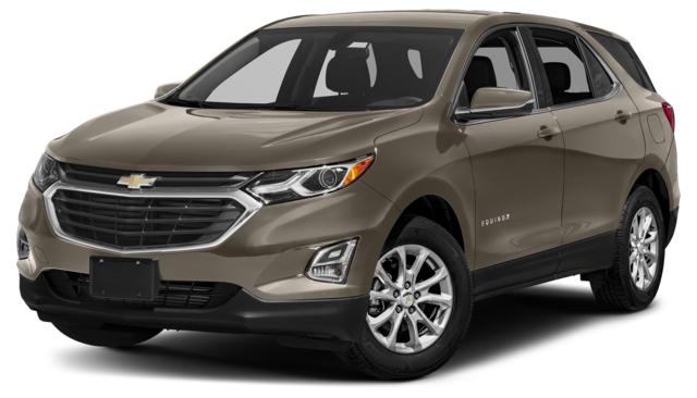 2018 Chevrolet Equinox Aberdeen, SD 3GNAXSEV9JL126224