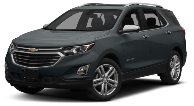 2018 Chevrolet Equinox Minot, ND, Bismarck, ND and Williston, ND 2GNAXWEX3J6146076