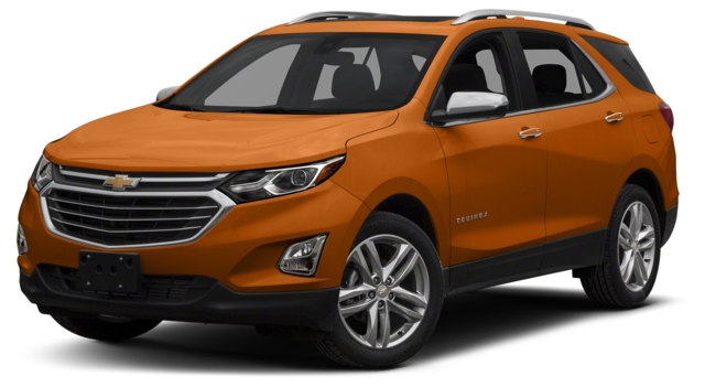 2018 Chevrolet Equinox Frankfort, IL and Lansing, IL 2GNAXVEV6J6109113