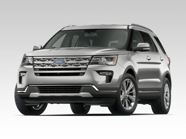 2018 Ford Explorer Narragansett, RI 1FM5K8D83JGA38776