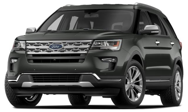 2018 Ford Explorer Detroit Lakes, MN 1FM5K8D80JGA80371