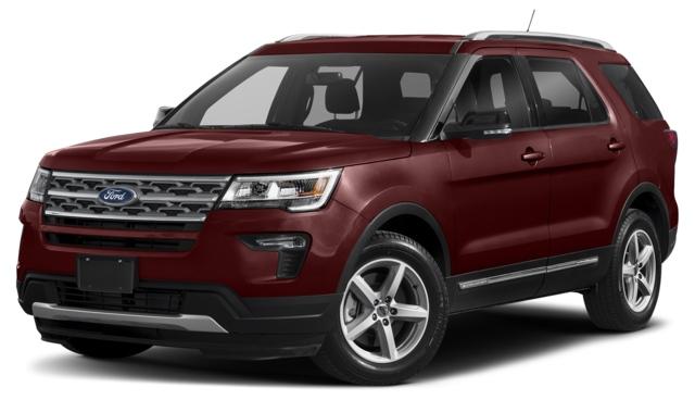 2018 Ford Explorer Detroit Lakes, MN 1FM5K8GT9JGB31351
