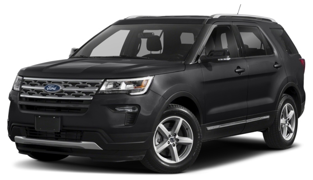 2018 Ford Explorer East Greenwich, RI 1FM5K8D86JGA01351
