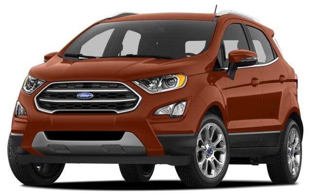 2018 Ford EcoSport Detroit Lakes, MN MAJ6P1CL1JC181097