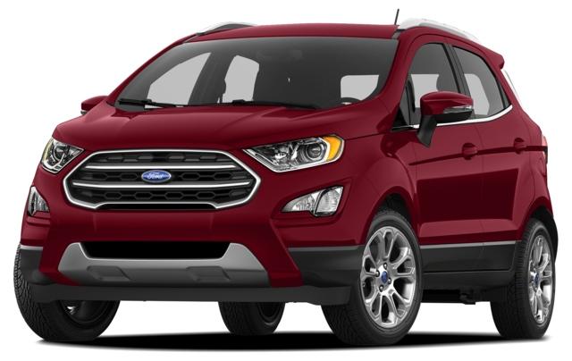 2018 Ford EcoSport Detroit Lakes, MN MAJ6P1UL7JC186190