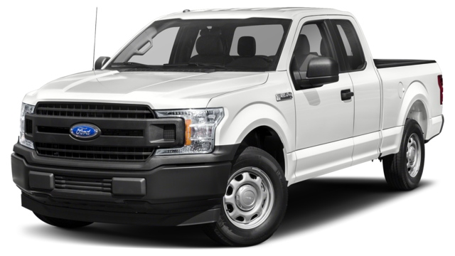 2018 Ford F-150 Anderson, IN  1FTFX1E53JKC39189