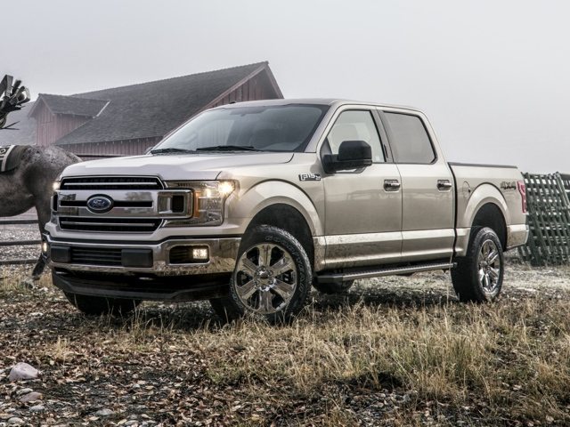 2018 Ford F-150 Los Angeles, CA 1FTEW1CP0JKC09876
