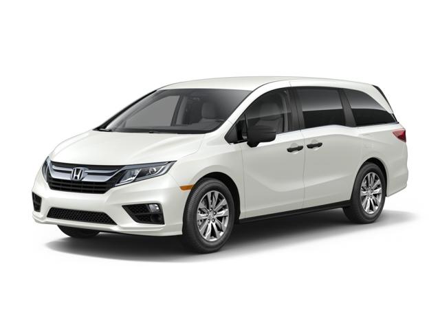 2018 Honda Odyssey Laredo, TX 5FNRL6H21JB036113
