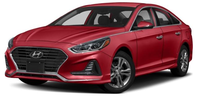 2018 Hyundai Sonata Columbus, IN 5NPE34AF6JH611128