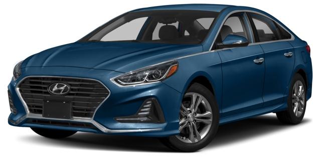 2018 Hyundai Sonata Columbus, IN 5NPE24AFXJH606548