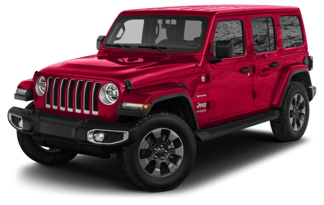 2018 Jeep Wrangler Unlimited Detroit Lakes, MN 1C4HJXFG5JW144493