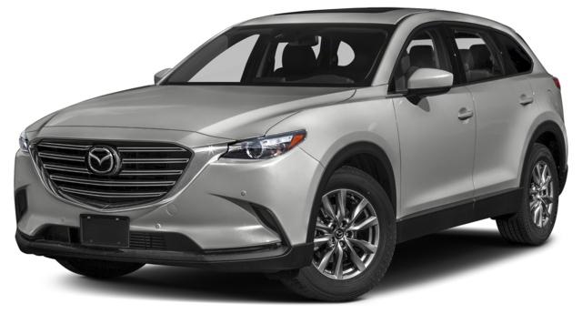 2018 Mazda CX-9 Manchester, NH JM3TCBCY4J0201331