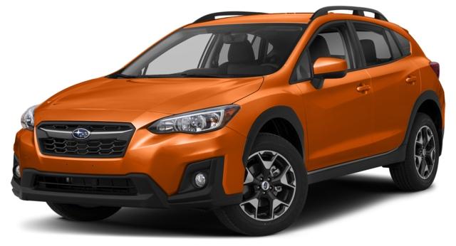 2018 Subaru Crosstrek Jackson, WY. JF2GTADCXJH206589