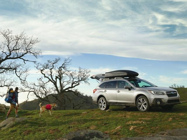 2018 Subaru Outback Jackson, WY. 4S4BSANC8J3201510