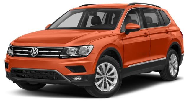2018 Volkswagen Tiguan Inver Grove Heights, MN 3VV2B7AX0JM001530