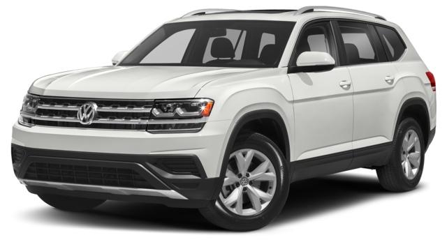 2018 Volkswagen Atlas Sarasota, FL 1V2DR2CA7JC519309