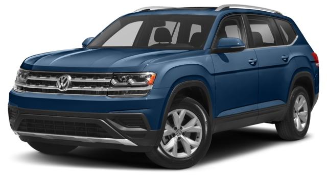 2018 Volkswagen Atlas Sarasota, FL 1V2DR2CA7JC512134