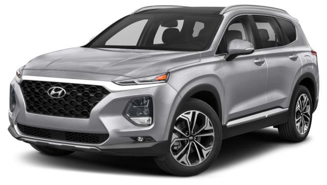 2019 Hyundai Santa Fe Arlington, MA 5NMS5CAAXKH012582