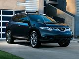 2014 Nissan Murano Cincinnati, OH JN8AZ1MW8EW522298