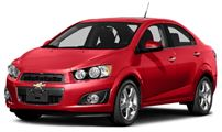 2015 Chevrolet Sonic Frankfort, IL and Lansing, IL 1G1JC5SH1F4165612