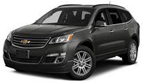 2016 Chevrolet Traverse Springfield, OH 1GNKRFED6GJ261318