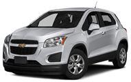 2016 Chevrolet Trax Round Rock, TX 3GNCJKSB3GL277783