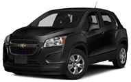 2016 Chevrolet Trax Round Rock, TX KL7CJKSB3GB672828