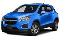 2016 Chevrolet Trax Round Rock, TX KL7CJKSB8GB663767