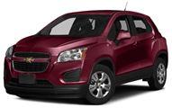 2016 Chevrolet Trax Round Rock, TX 3GNCJKSB6GL267667