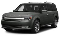 2015 Ford Flex Los Angeles, CA 2FMGK5B81FBA03596