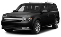 2014 Ford Flex Los Angeles, CA 2FMGK5C85EBD40933