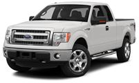 2013 Ford F-150 Los Angeles, CA 1FTFX1CF4DKF97157