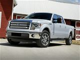 2014 Ford F-150 Los Angeles, CA 1FTFW1CF9EKD81552