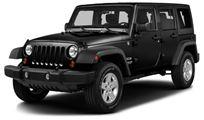 2016 Jeep Wrangler Unlimited Cincinnati, OH 1C4HJWFG6GL153918