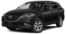 2015 Mazda CX-9 Knoxville, TN JM3TB2DAXF0456805