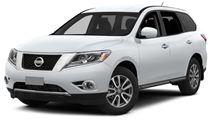 2015 Nissan Pathfinder San Antonio, TX 5N1AR2MN3FC669152