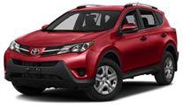 2015 Toyota RAV4 Roanoke, VA 2T3BFREVXFW361420