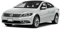 2017 Volkswagen CC Sarasota, FL WVWKP7AN6HE500217