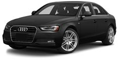 2014 Audi A4 Lee's Summit, MO WAUBFAFL3EN037632