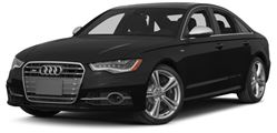 2014 Audi S6 Lee's Summit, MO WAUF2AFC2EN144734