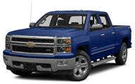 2015 Chevrolet Silverado 1500 Round Rock, TX 3GCUKRECXFG436040