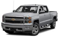2014 Chevrolet Silverado 1500 Lee's Summit, MO 3GCPCREC2EG204699