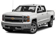 2014 Chevrolet Silverado 1500 Round Rock, TX 3GCUKREC4EG427851
